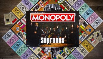 USAopoly, The Sopranos Monopoly