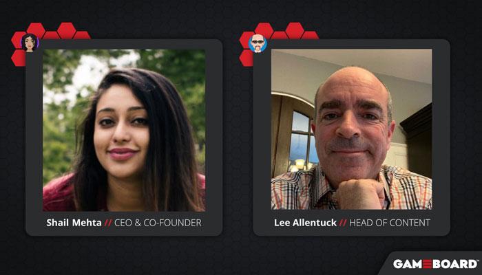 Shail Mehta, Lee Allentuck, The Last Gameboard
