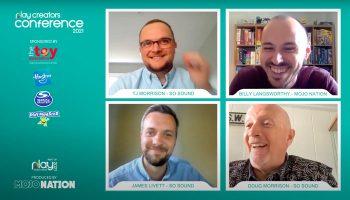Play Creators Conference, So Sound