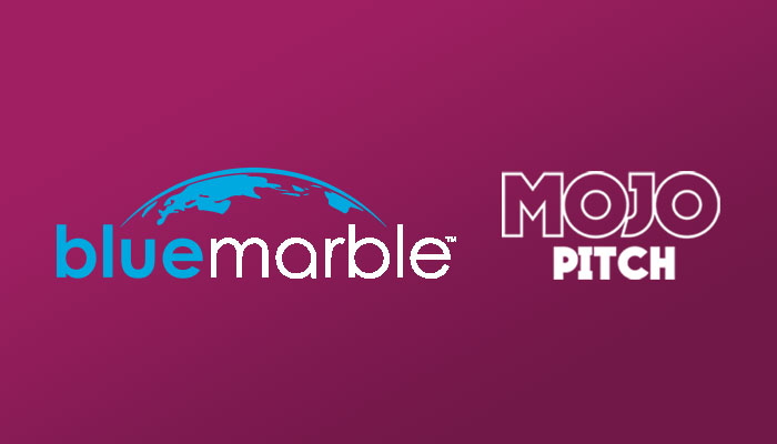 Blue Marble, Mojo Pitch, Play Creators Festival