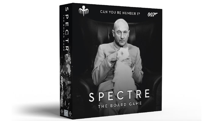 Modiphius Entertainment, SPECTRE: The Board Game