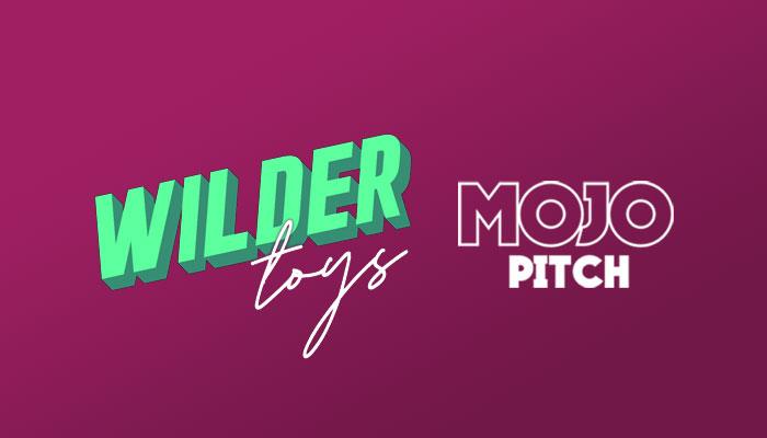 Wilder Toys, Mojo Pitch, Play Creators Festival