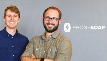 Dan Barnes, Wes LaPorte, PhoneSoap