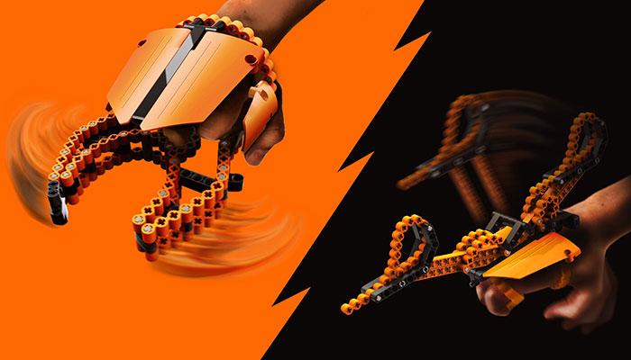 Marcel Pasternak, BionicToys