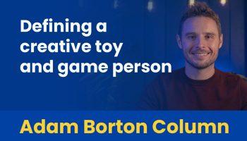 Adam Borton, Toy and Game Design School