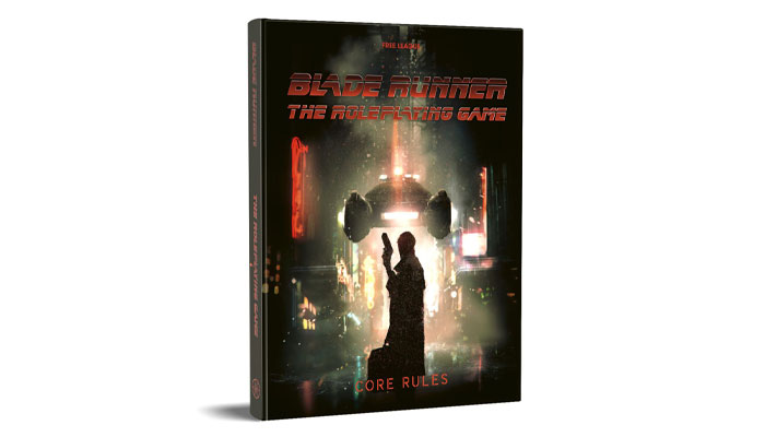 Free League Publishing, Blade Runner