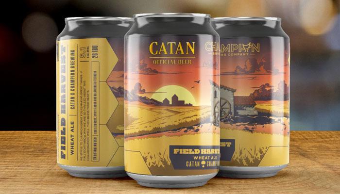 Catan, Champion Brewing Company