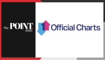 The Point.1888, The Official Charts Company