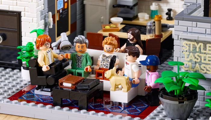LEGO, Queer Eye