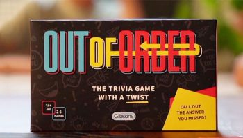 Out of Order, Gibsons, Billy Langsworthy, Deej Johnson, Lesley Singleton