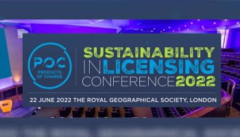 Sustainability in Licensing Conference, Products of Change